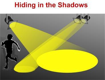 hidinginshadow